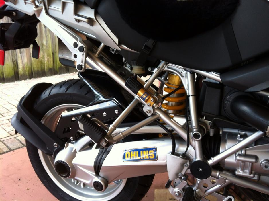 GS Newbie with shock problem - Page 2 - BMW R1200GS Forum : R1200 GS ...